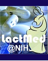 link for site with info on drugs in breastmilk